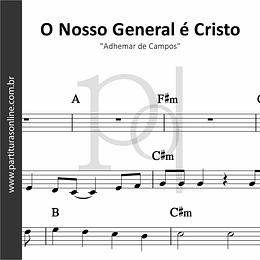 O Nosso General é Cristo | Adhemar de Campos