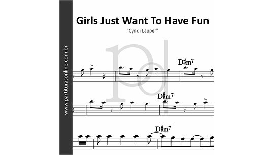 Girls Just Want To Have Fun | Cyndi Lauper