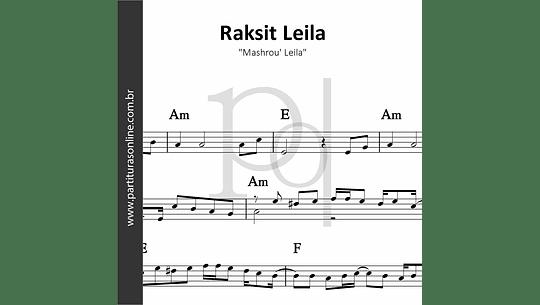 Mashrou' Leila | Raksit Leila