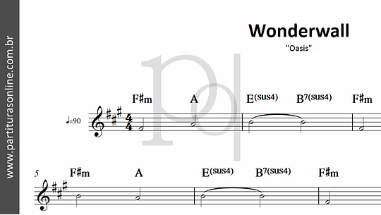 Wonderwall | Oasis