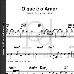 O que é o Amor | Arlindo Cruz e Maria Rita