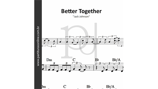 Better Together | Jack Johnson