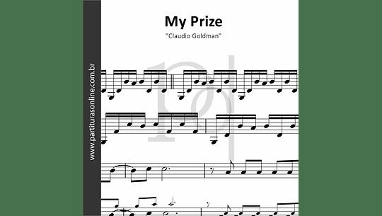 My Prize   Claudio Goldman