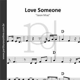 Love Someone | Jason Mraz