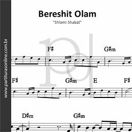 Bereshit Olam | Shlomi Shabat