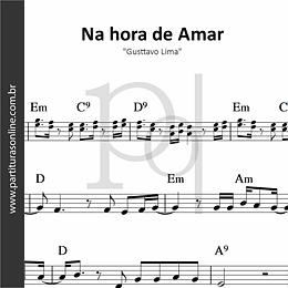 Na hora de Amar | Gusttavo Lima