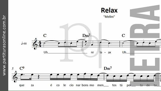 Relax   Melim