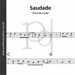 Saudade | Eduardo Costa