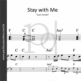Stay with Me | Sam Smith