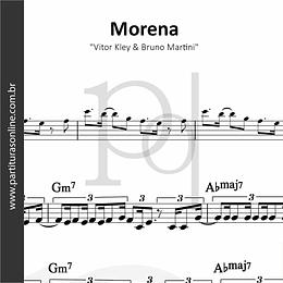 Morena | Vitor Kley & Bruno Martini