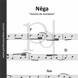 Nêga | Tarcísio do Acordeon