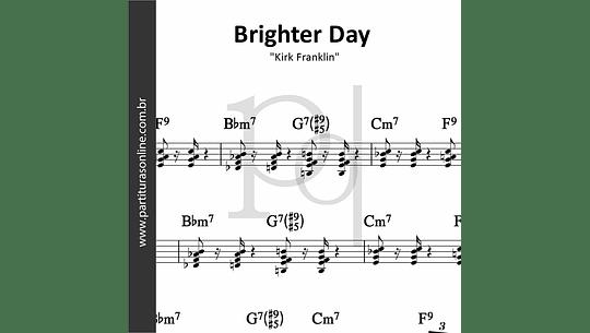 Brighter Day | Kirk Franklin