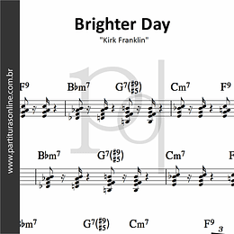 Brighter Day | Kirk Franklin