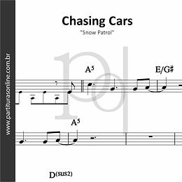 Chasing Cars | Snow Patrol