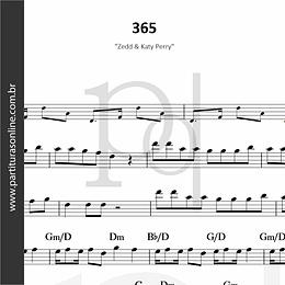 365 | Zedd & Katy Perry