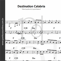 Destination Calabria | Alex Gaudino & Crystal Waters