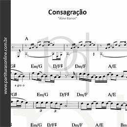 Consagração | Aline Barros