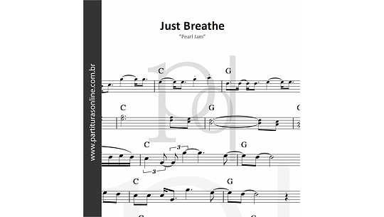 Just Breathe | Pearl Jam