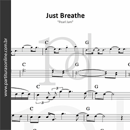 Just Breathe | Pearl Jam