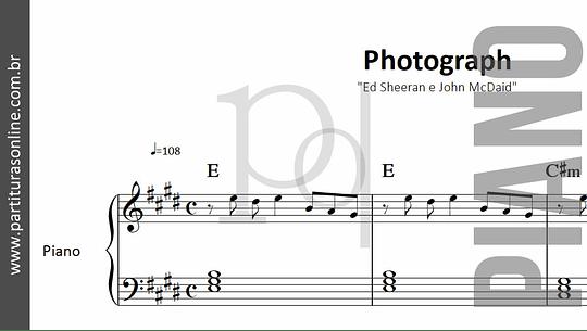 Photograph | para Piano