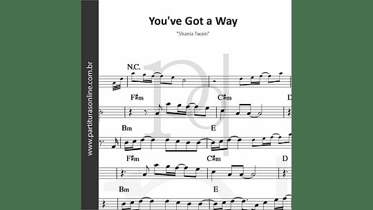 You've Got a Way | Shania Twain