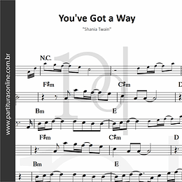You've Got a Way | Shania Twain
