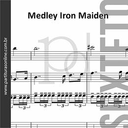 Medley Iron Maiden | Sexteto