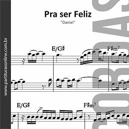 Pra ser Feliz | Violino & Viola