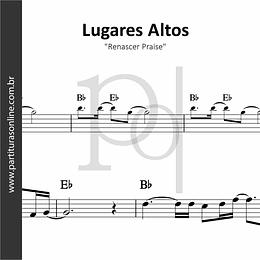 Lugares Altos | Renascer Praise