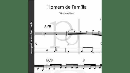 Homem de Família | Gusttavo Lima