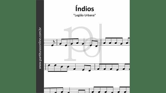 Índios | Legião Urbana
