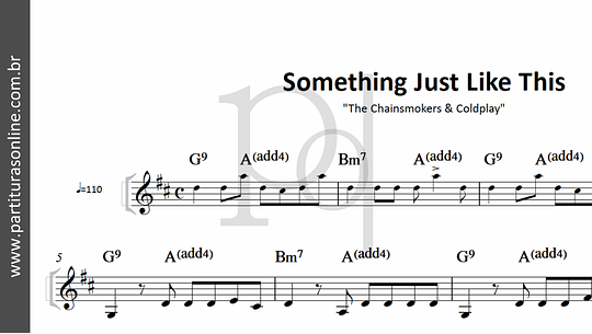 Something Just Like This | The Chainsmokers & Coldplay