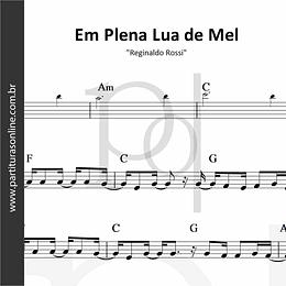 Em Plena Lua de Mel | Reginaldo Rossi