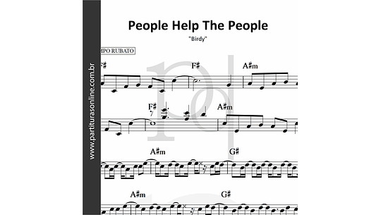 People Help The People | Birdy