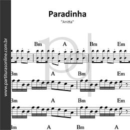 Paradinha | Anitta