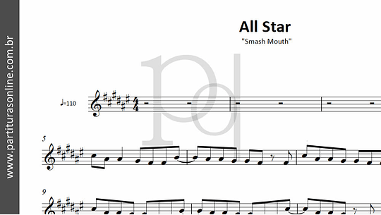 All Star | Smash Mouth
