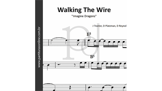 Walking The Wire   Imagine Dragons