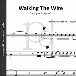 Walking The Wire | Imagine Dragons