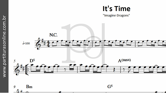 It's Time| Imagine Dragons