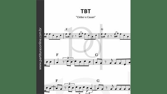 TBT | Cleber e Cauan