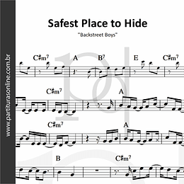 Safest Place to Hide | Backstreet Boys