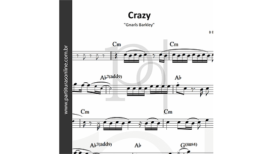 Crazy | Gnarls Barkley