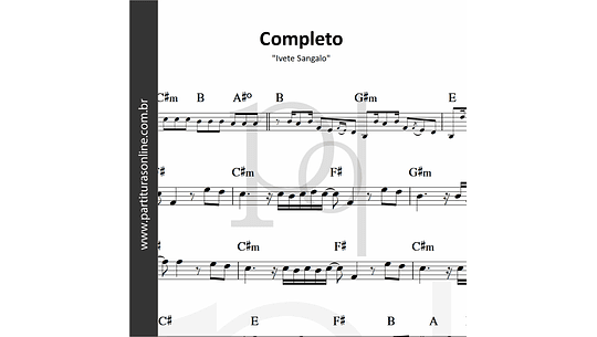 Completo | Ivete Sangalo