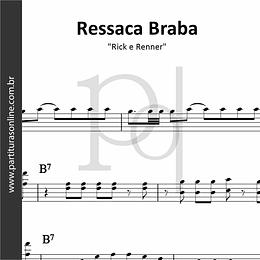 Ressaca Braba | Rick e Renner