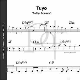 Tuyo | Rodrigo Amarante