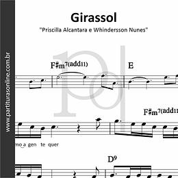 Girassol | Priscilla Alcantara e Whindersson Nunes
