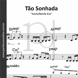 Tão Sonhada | Saulo/Banda Eva