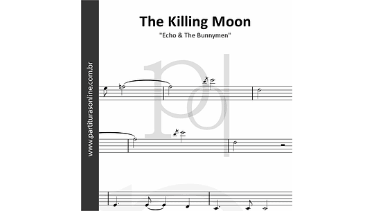 The Killing Moon | Echo & The Bunnymen