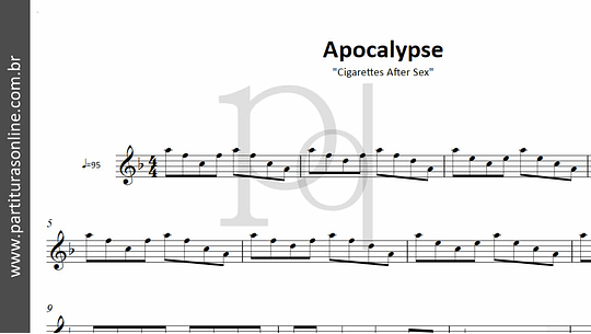 Apocalypse | Cigarettes After Sex
