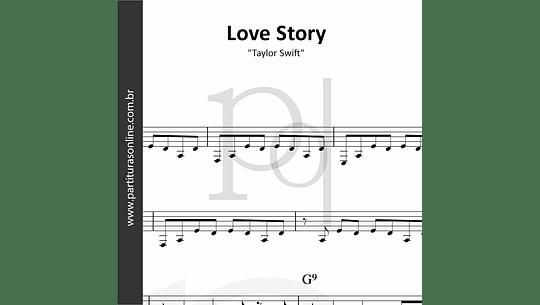 Love Story | Taylor Swift
